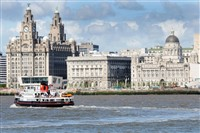 Liverpool & the Manchester Ship Canal