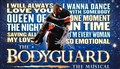 The Bodyguard, Milton Keynes, Matinee Performance