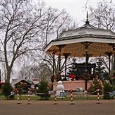 London Hyde Park Winter Wonderland/Oxford St Shops