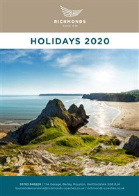 2020 Holiday Brochure