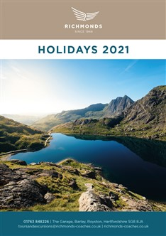 2021 Holiday Brochure