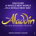 Aladdin - Matinee Performance