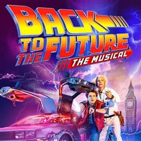 Back to the Future - Adelphi Theatre - Evening