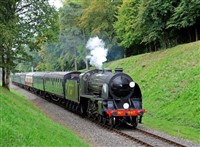 Eastbourne & the Bluebell Railway