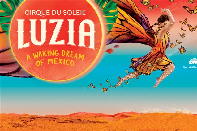 Cirque Du Soleil - Luzia, Royal Albert Hall