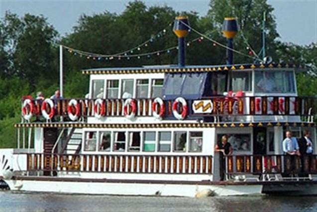 Mississippi Paddle Steamer