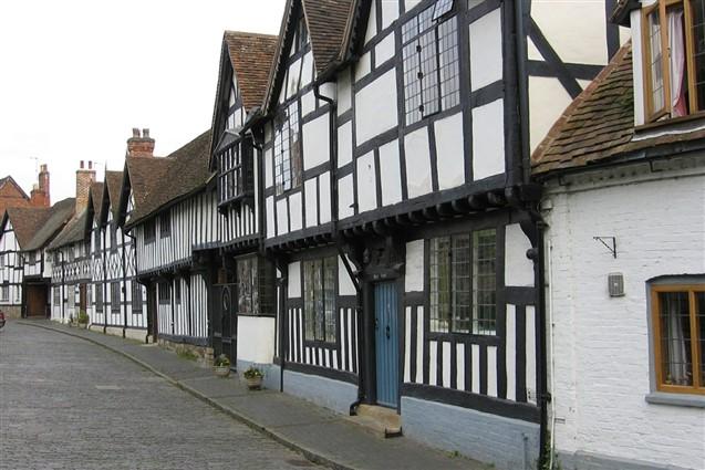 Stratford-Upon-Avon Timber House