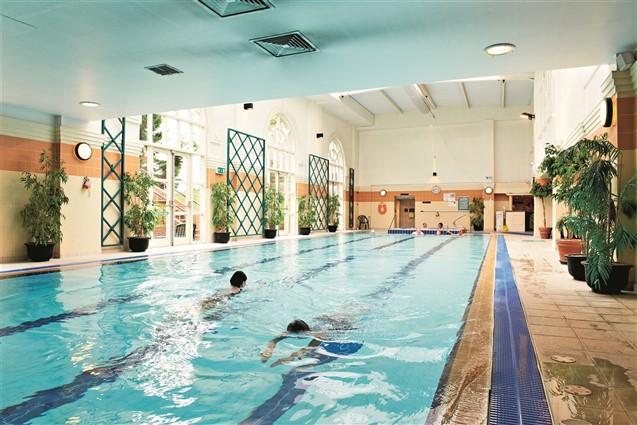 Swimming Pool at Nidd Hall