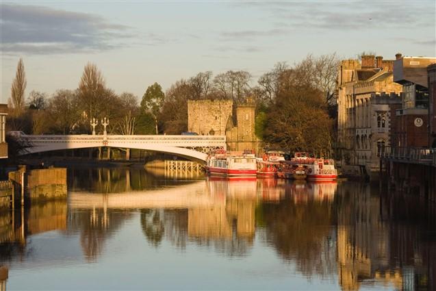 Bridge Over York River