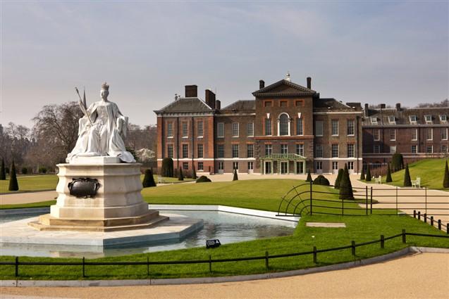 Kensington Palace copyright Historic Royal Palaces