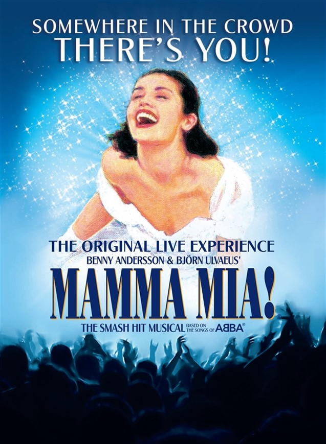 Mamma Mia - Novello Theatre - Matinee