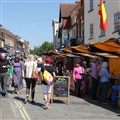 St Albans Market Day