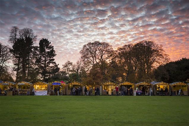 Waddesdon Christmas Fair 2018