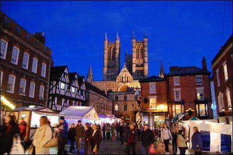 Richmonds Coaches Day Trip To Lincoln Christmas Market