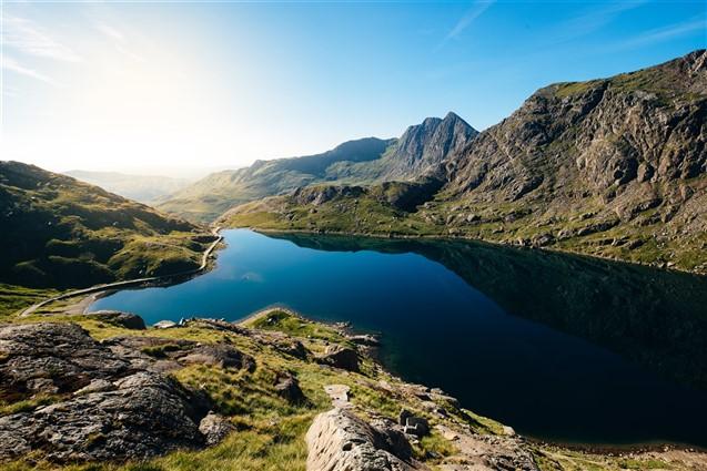 Snowdonia copyright Visit Wales
